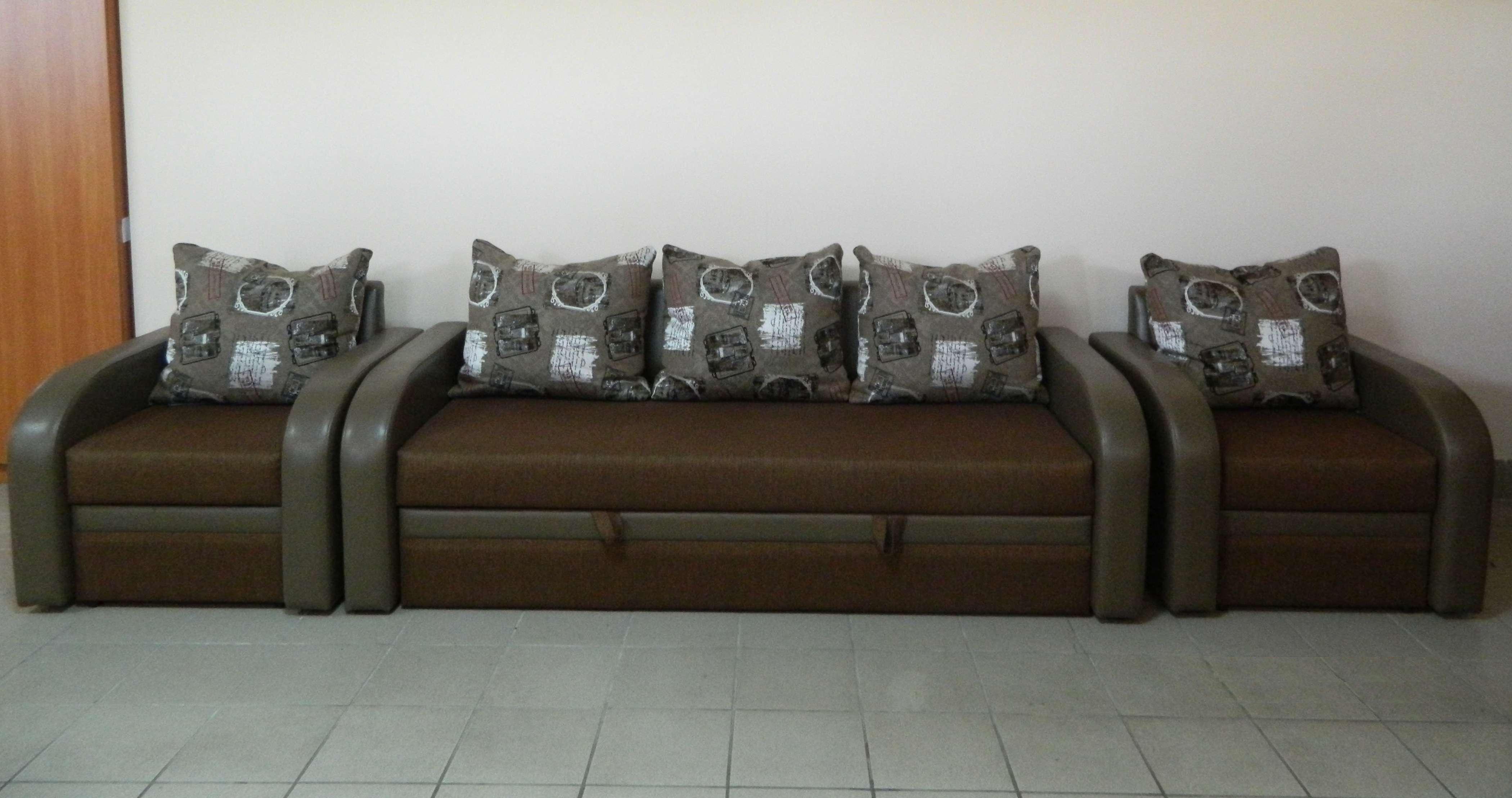 Набор мягкой мебели Афина-7