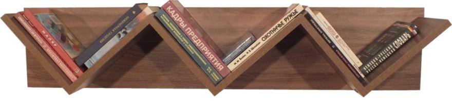 Полка для книг П-01.5