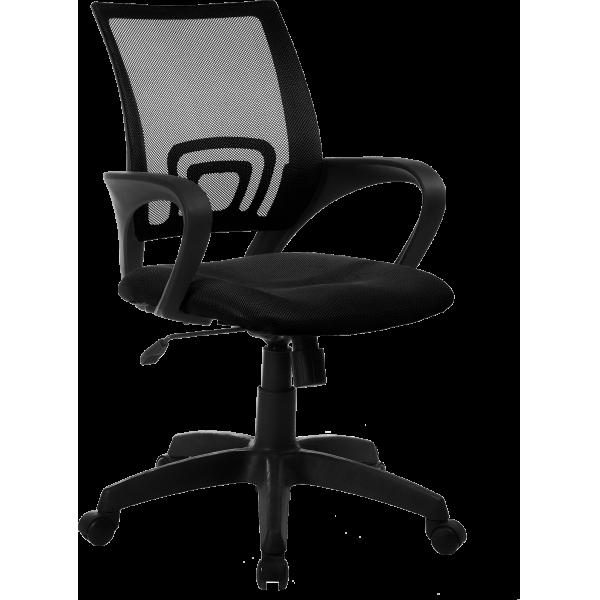 Кресло CS-9 сетка, пласт. пятилучие