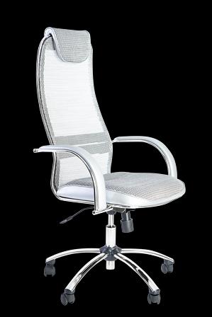 Кресло Galaxy-Лайт сетка, хром.