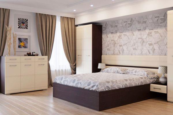 Спальня МС № 1