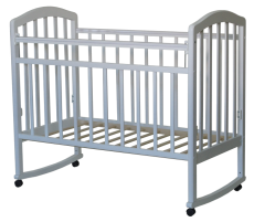Кровать детская Алита-2 а/с, колесо+качалка