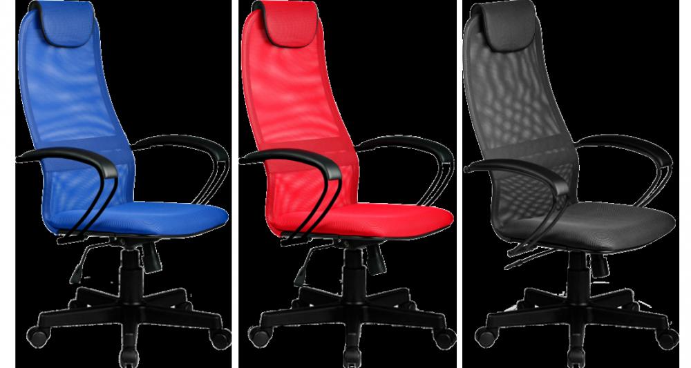 Кресло Galaxy-Лайт сетка, пластик.